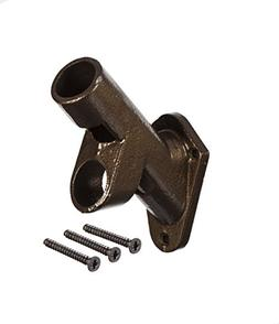 Evergreen Flag & Garden Cast Iron 2-Position Bracket