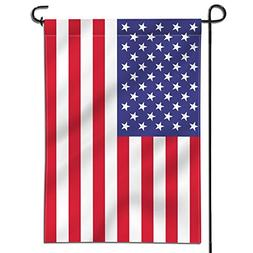 Anley |Double Sided| Premium Garden Flag, USA United States