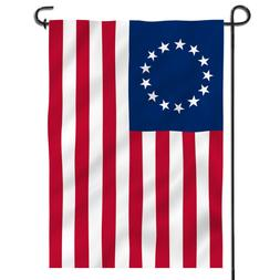 Anley Garden Flag USA Betsy Ross Decorative U.S. Historic Am